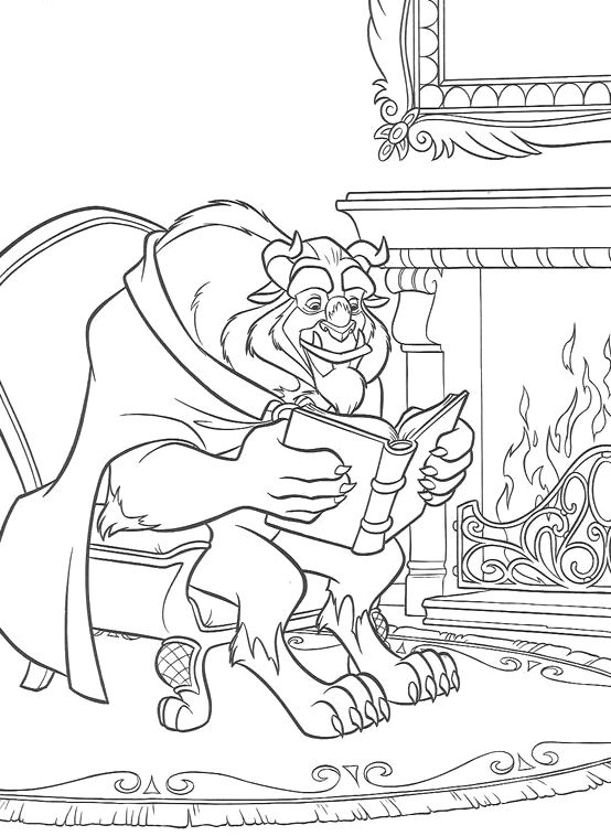 88 best images about Hobby colouring pages Belle on