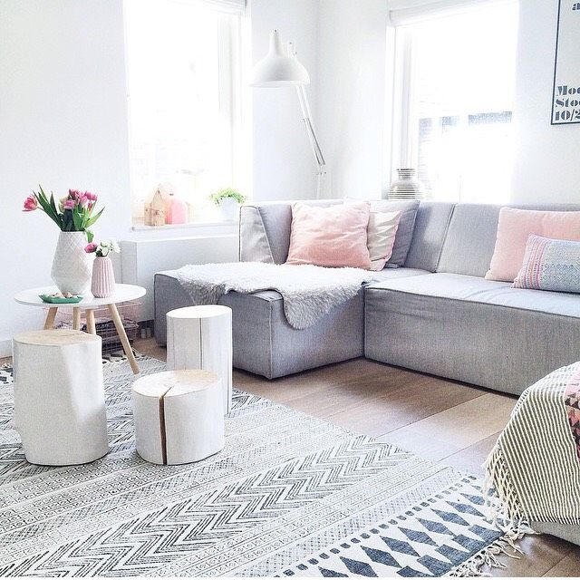 1000 ideas about Pastel Living Room on Pinterest