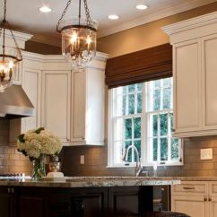 Pendant Lights For Kitchen Island Sink Drain Strainer Emser Lucente Fog In A 3x6 Size Is Used Brick Pattern ...