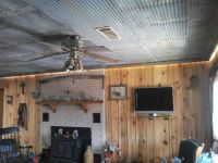 Plywood Shelves Melbourne, Rustic Cabin Ceiling Ideas