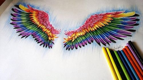 Bliss N Eso Wings Tattoos Pinterest Wings
