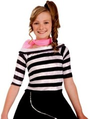 1000 sock hop outfit