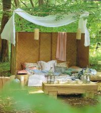 'Glamping' for fashionistas! Luxurious campsite with ...