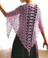 25+ Best Ideas about Lace Shawls on Pinterest | Crochet ...