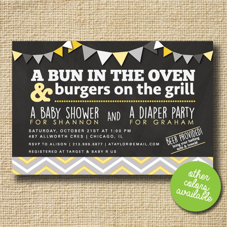 17 Best ideas about Couples Baby Showers on Pinterest