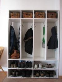 1000+ images about Front door coat/shoe rack on Pinterest ...