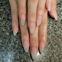 Best 20+ Natural Stiletto Nails ideas on Pinterest ...