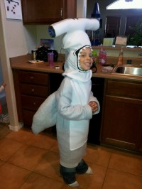 Caleb's homemade hammerhead shark costume :-) | Halloween ...