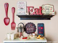 25+ Best Ideas about Red Kitchen Decor on Pinterest | Red ...