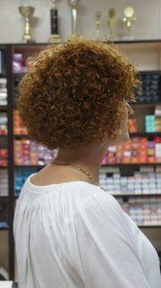 sexy short hair perm. perms