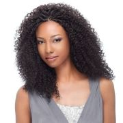 human hair wet and wavy micro braids