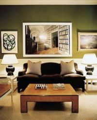 1000+ ideas about Olive Green Rooms on Pinterest