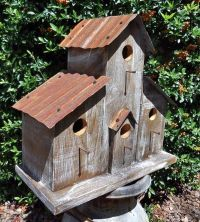 25+ Best Ideas about Wooden Bird Houses on Pinterest ...