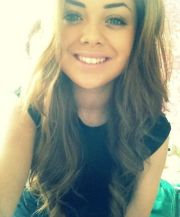 light brown hair pretty smile