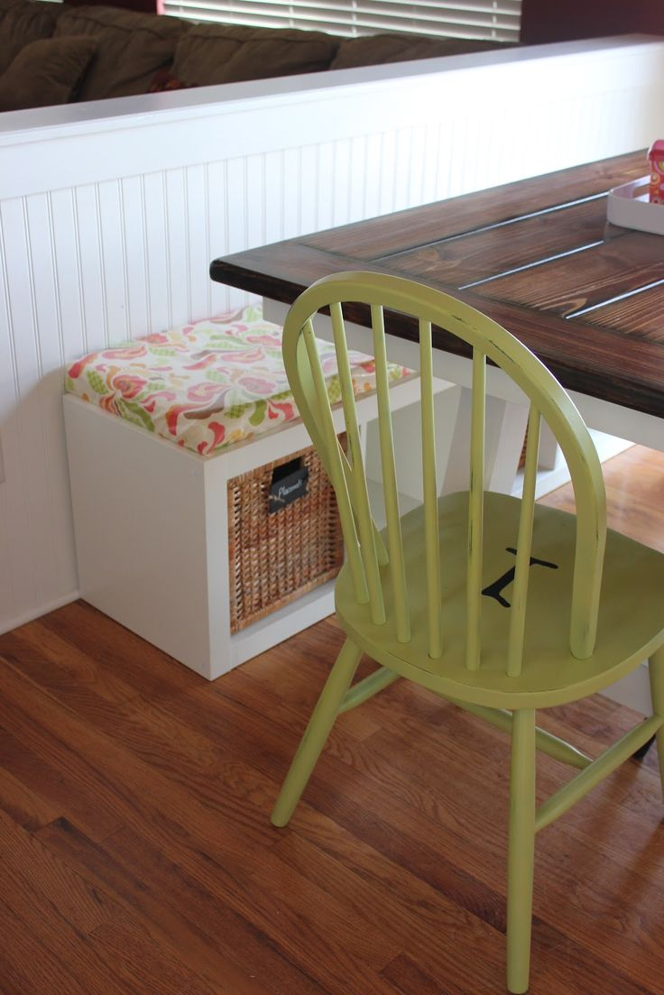 Diy Kitchen Bench Seating  WoodWorking Projects  Plans