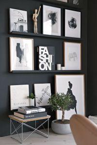 17 Best ideas about Black Wall Decor on Pinterest   Black ...