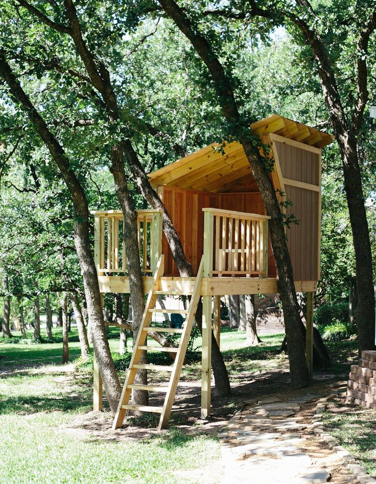 25 Best Ideas About Building A Treehouse On Pinterest Tree