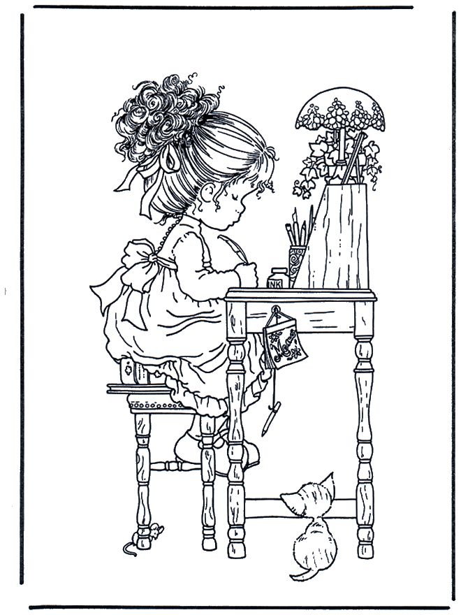 17 Best images about Coloring Pages Board 1 on Pinterest