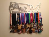 50 states, Medal holders and Medal displays on Pinterest