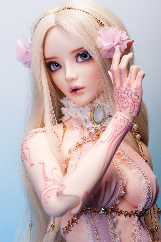 Cute Henna Wallpapers Beautiful Ball Jointed Resin Doll Dollhouse Pinterest