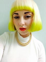 ideas yellow hair