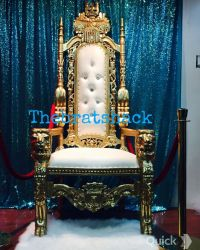 Royal Throne Chair