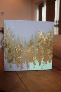 1000+ ideas about Abstract Canvas Art on Pinterest