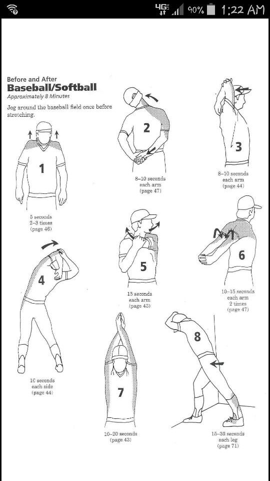 25+ best ideas about Softball workouts on Pinterest