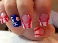 Baseball Nail Design | Nail Designs | Pinterest | Baseball ...