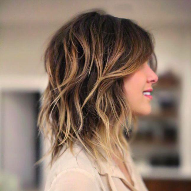 Best 25 Medium Shag Haircuts Ideas On Pinterest Medium Shag