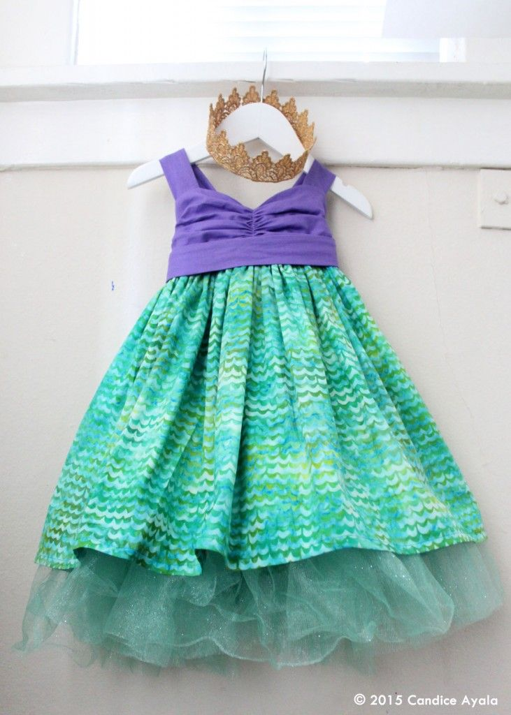 25+ best ideas about Little Mermaid Dresses on Pinterest