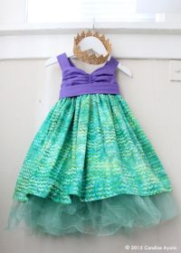 25+ best ideas about Little Mermaid Dresses on Pinterest