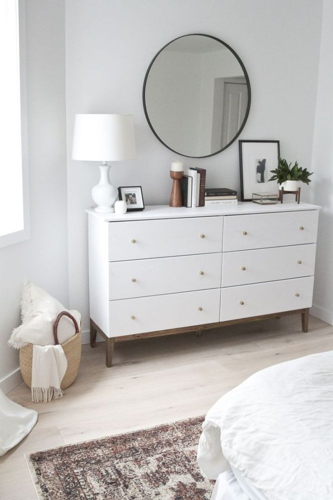 Ravine House Reno The Master Bedroom Reveal White Dresserbedroom