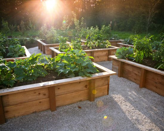 25 Best Ideas About Garden Planter Boxes On Pinterest Raised