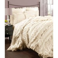 25+ best ideas about Cream Comforter on Pinterest | Ivory ...