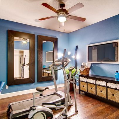 25 best images about Workout Room Decor on Pinterest  Basement workout room Home gym decor