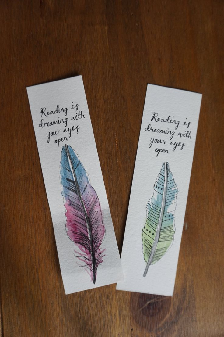 25 best Bookmark ideas on Pinterest  Diy bookmarks