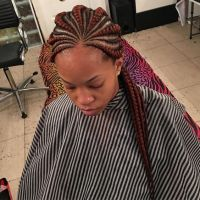 25+ best ideas about Ghana Braids on Pinterest