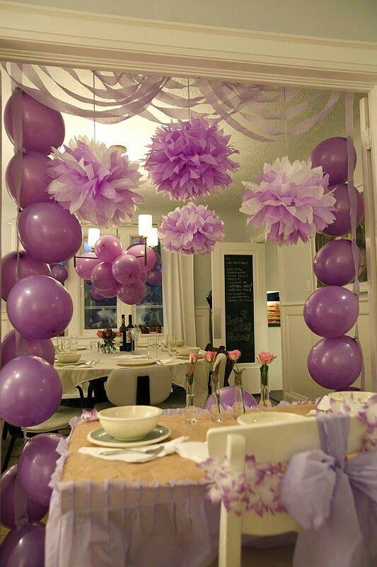25 Best Ideas About Surprise Party Decorations On Pinterest
