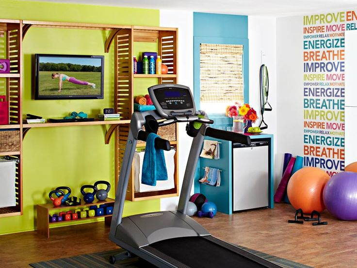 Whether you use a treadmill for a cardio workout weights for strength training or yoga for