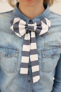 17+ best ideas about Women Ties on Pinterest | Women bow ...