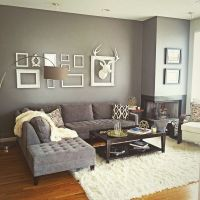 grey themed living room - 28 images - industrial style ...