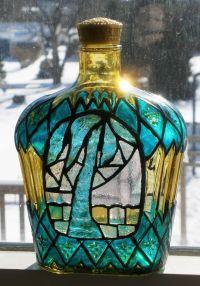 1000+ images about Glass & Bottle Projects on Pinterest ...