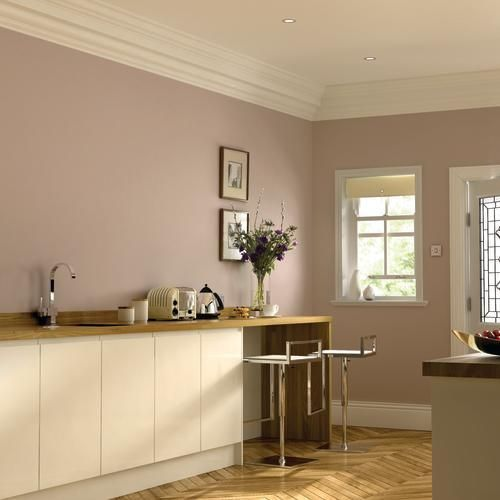 Durable Matt Paint Mink 25L  Interior Wall  Ceiling Paint  Paint Decorating  Interiors