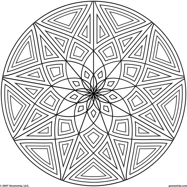 22 best images about Geometric designs to draw on