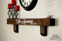 25+ best ideas about Shelves around fireplace on Pinterest ...
