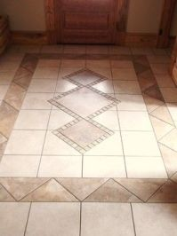 25+ Best Ideas about Tile Floor Designs on Pinterest ...