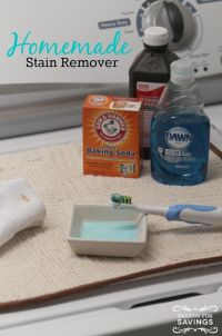 1000+ ideas about Homemade Stain Removers on Pinterest