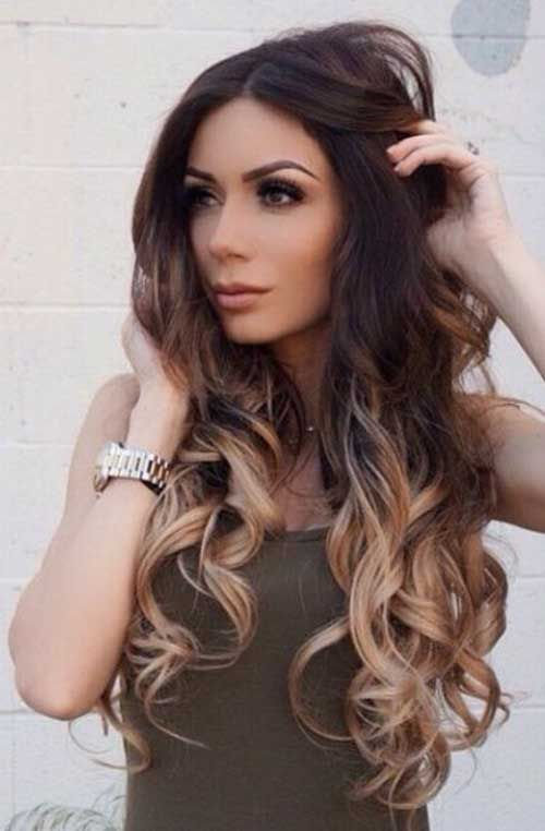 25 Best Ideas About Long Dark Hairstyles On Pinterest Long Dark