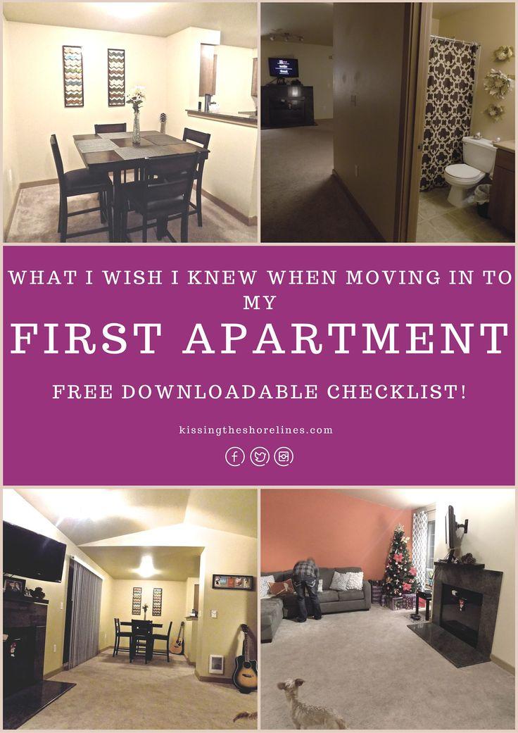 Best 25 First apartment checklist ideas on Pinterest